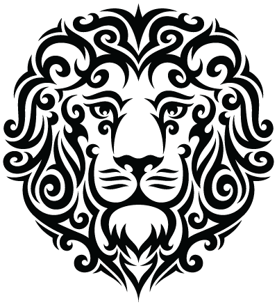 Tattoo Lion Png Image PNG Image