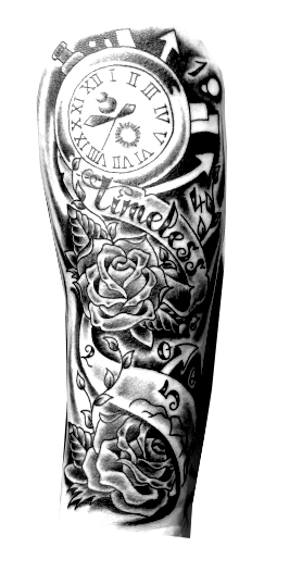 Arm Tattoo Transparent Picture PNG Image