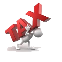Tax Png Clipart PNG Image