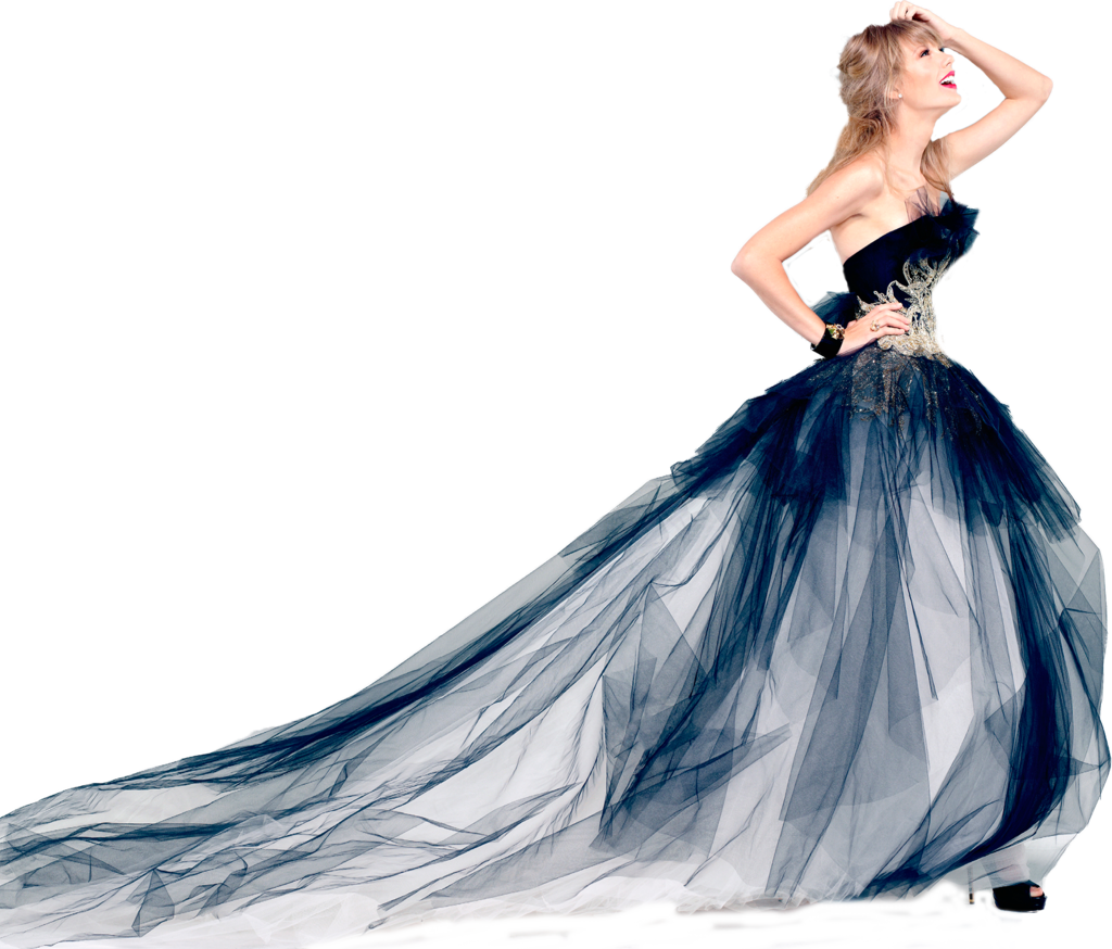 Taylor Swift Transparent Image PNG Image