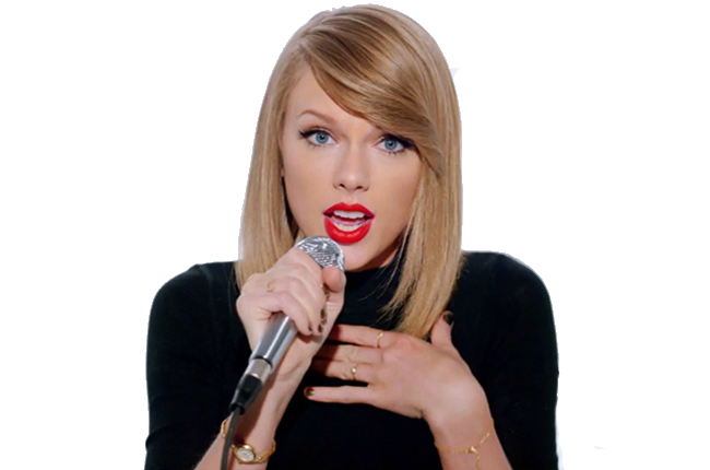 Taylor Swift Picture PNG Image