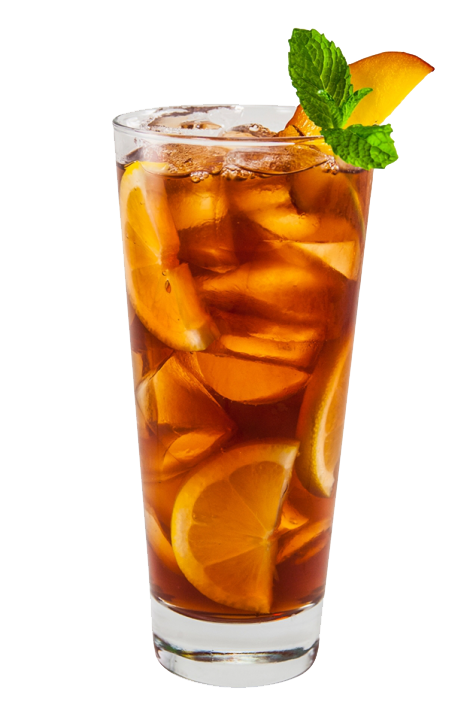 Iced Tea Photo PNG Image