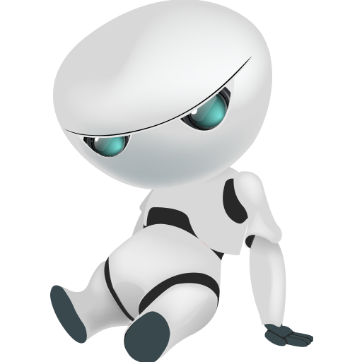 Robot Transparent Picture PNG Image