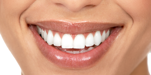 White Teeth Transparent PNG Image