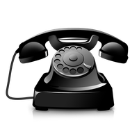 Telephone Transparent PNG Image