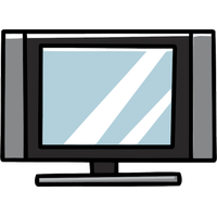 Television Png Image PNG Image