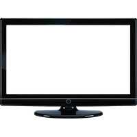 Television Picture PNG Image