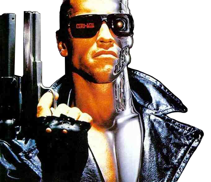 Terminator Picture PNG Image
