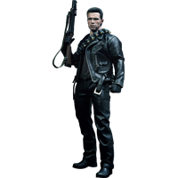 Terminator Photo PNG Image