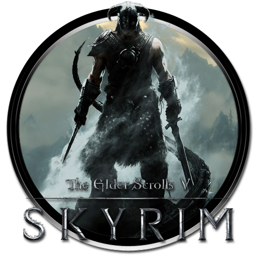 The Elder Scrolls V Skyrim Transparent Image PNG Image