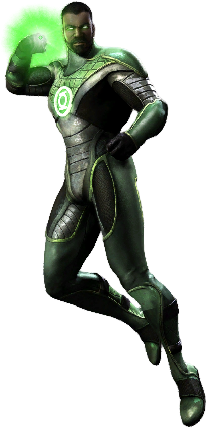 The Green Lantern Free Download PNG Image