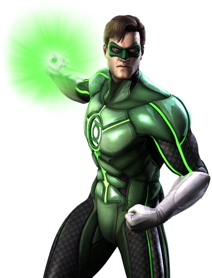 The Green Lantern Transparent PNG Image