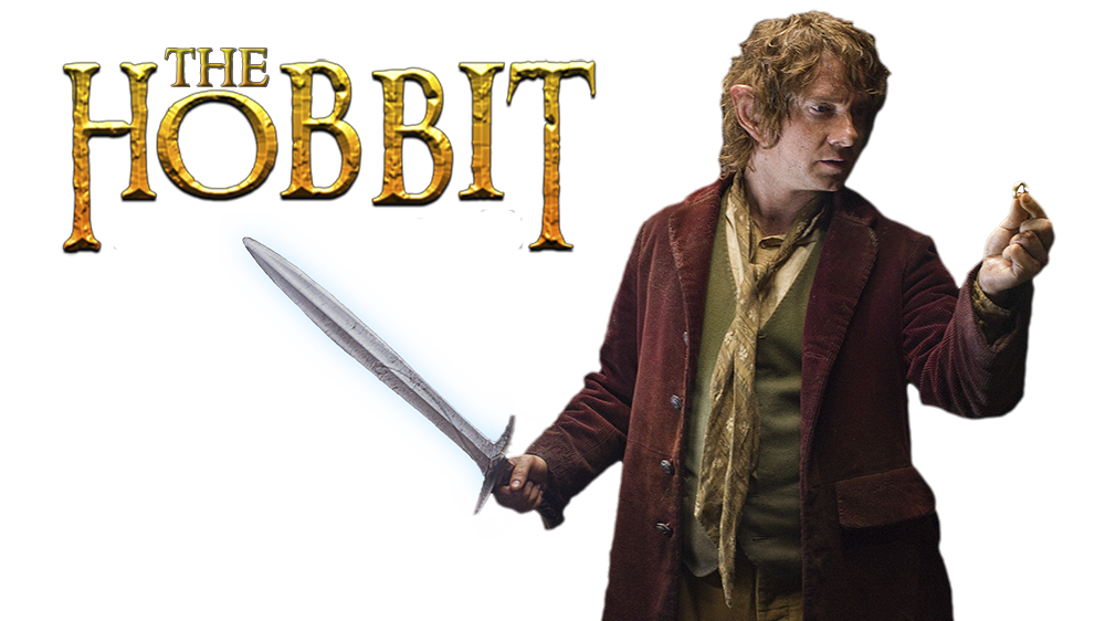 The Hobbit Clipart PNG Image