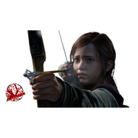 Ellie The Last Of Us Transparent PNG Image