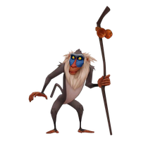 The Lion King Transparent PNG Image