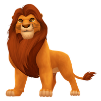 The Lion King PNG Image