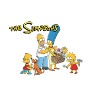 The Simpsons PNG Image