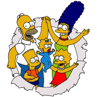 The Simpsons Image PNG Image