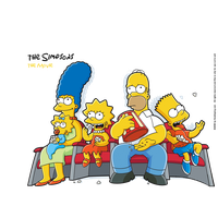 The Simpsons Transparent PNG Image
