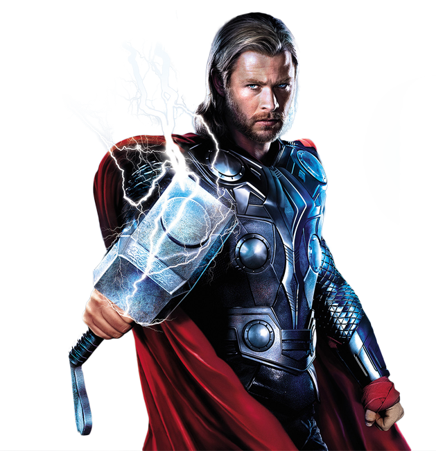 Thor Png File PNG Image