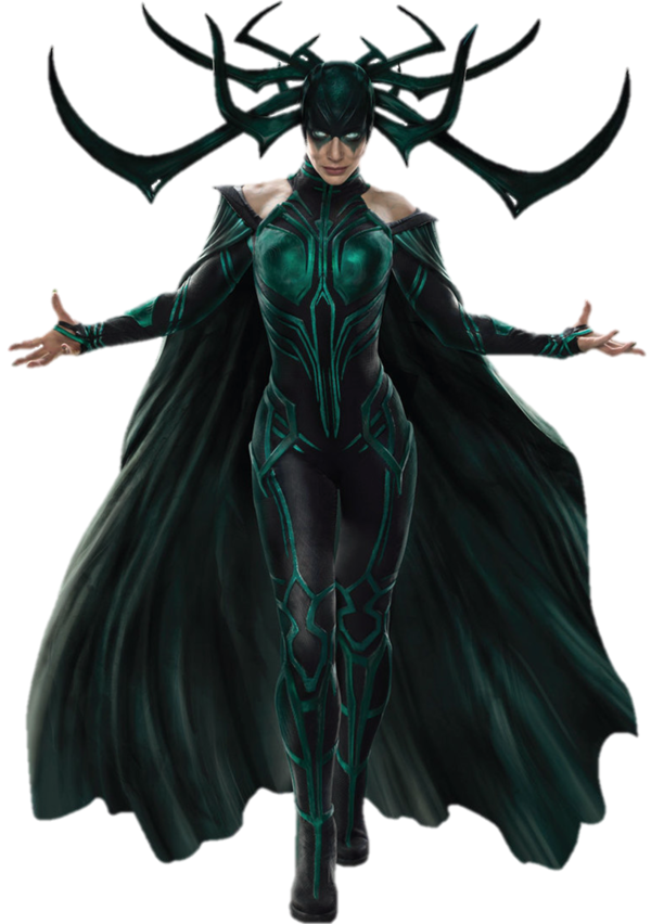 Valkyrie Character Fictional Thor Supernatural Hela Creature PNG Image