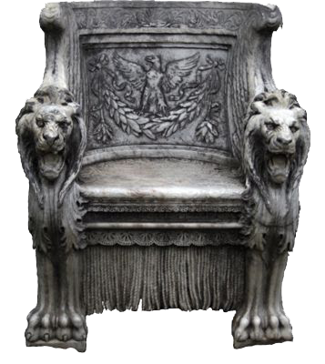 Throne Clipart PNG Image