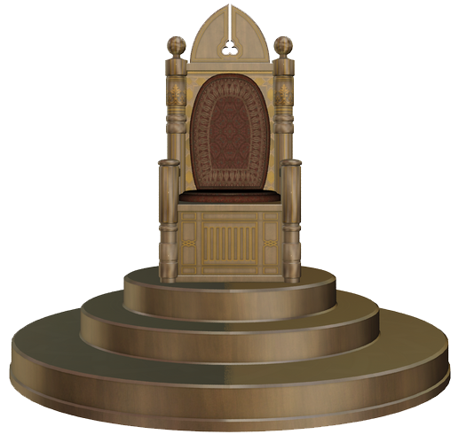 Throne File PNG Image