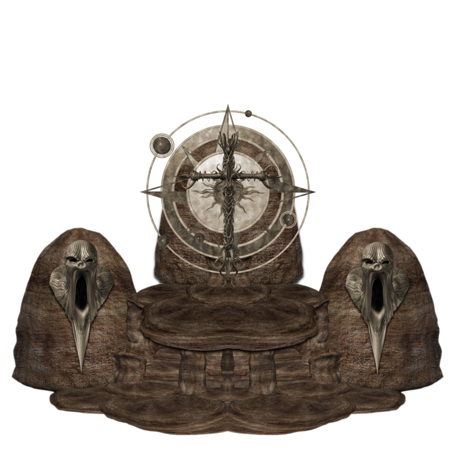 Throne Picture PNG Image