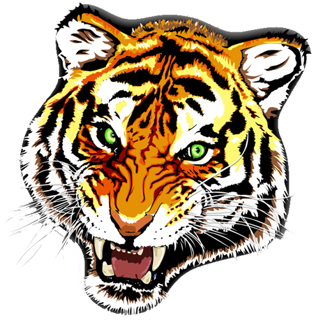 Tiger Tattoos Png Clipart PNG Image