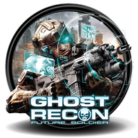 Tom Clancys Ghost Recon Logo Picture PNG Image