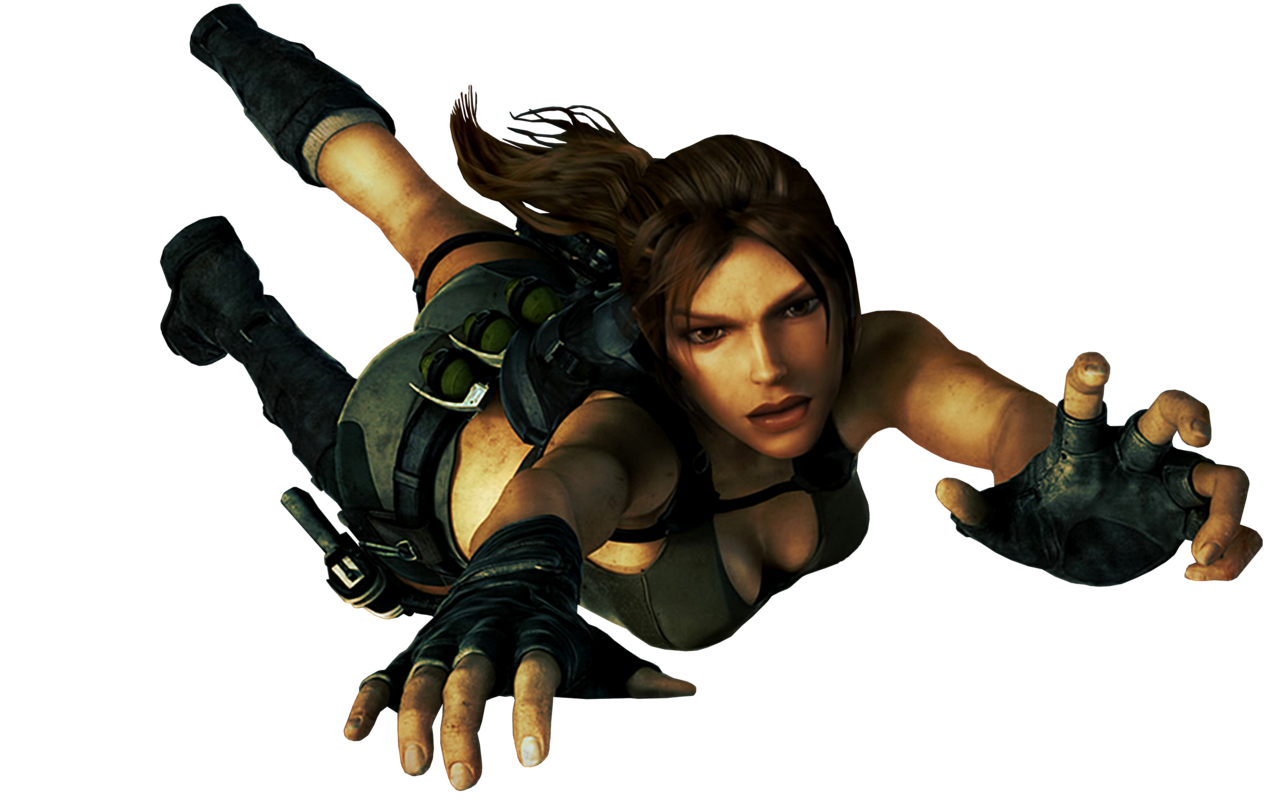 Download Lara Croft Transparent Hq Png Image Freepngimg