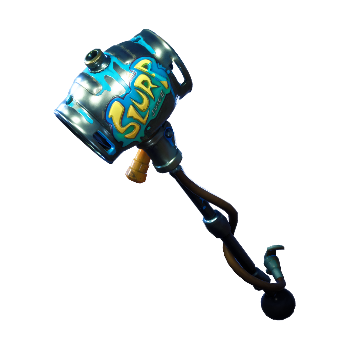 Body Jewelry Equipment Sports Royale Pickaxe Fortnite PNG Image