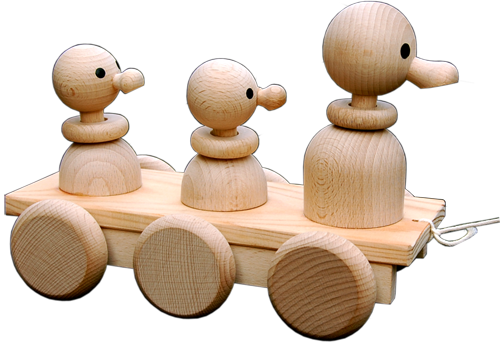 Wooden Toy Picture PNG Image