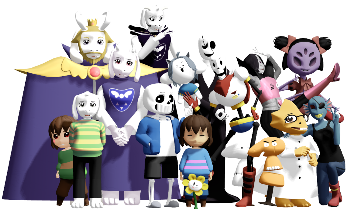 Toy Character Papyrus Fictional Undertale Free Transparent Image HQ PNG Image