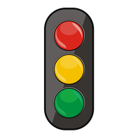Traffic Light Png Hd PNG Image