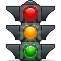 Traffic Light Png Clipart PNG Image