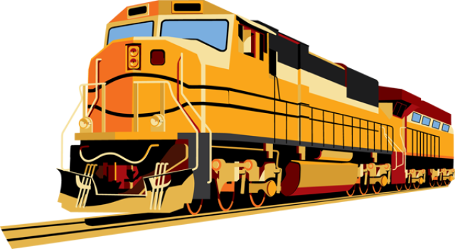 Train Image PNG Image