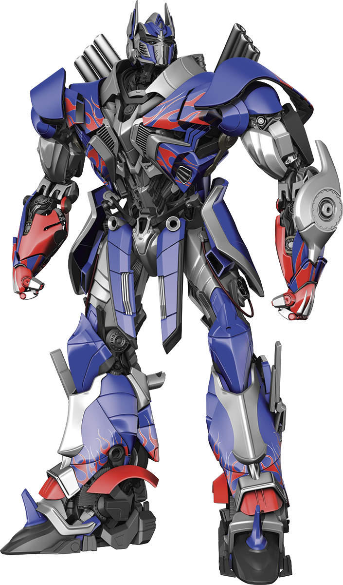Optimus Prime Picture PNG Image
