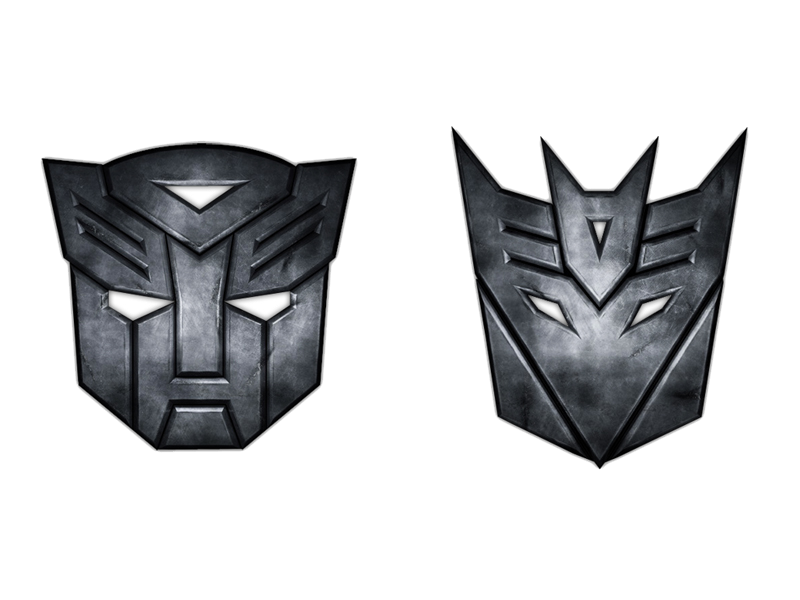 Transformers Logo Picture PNG Image