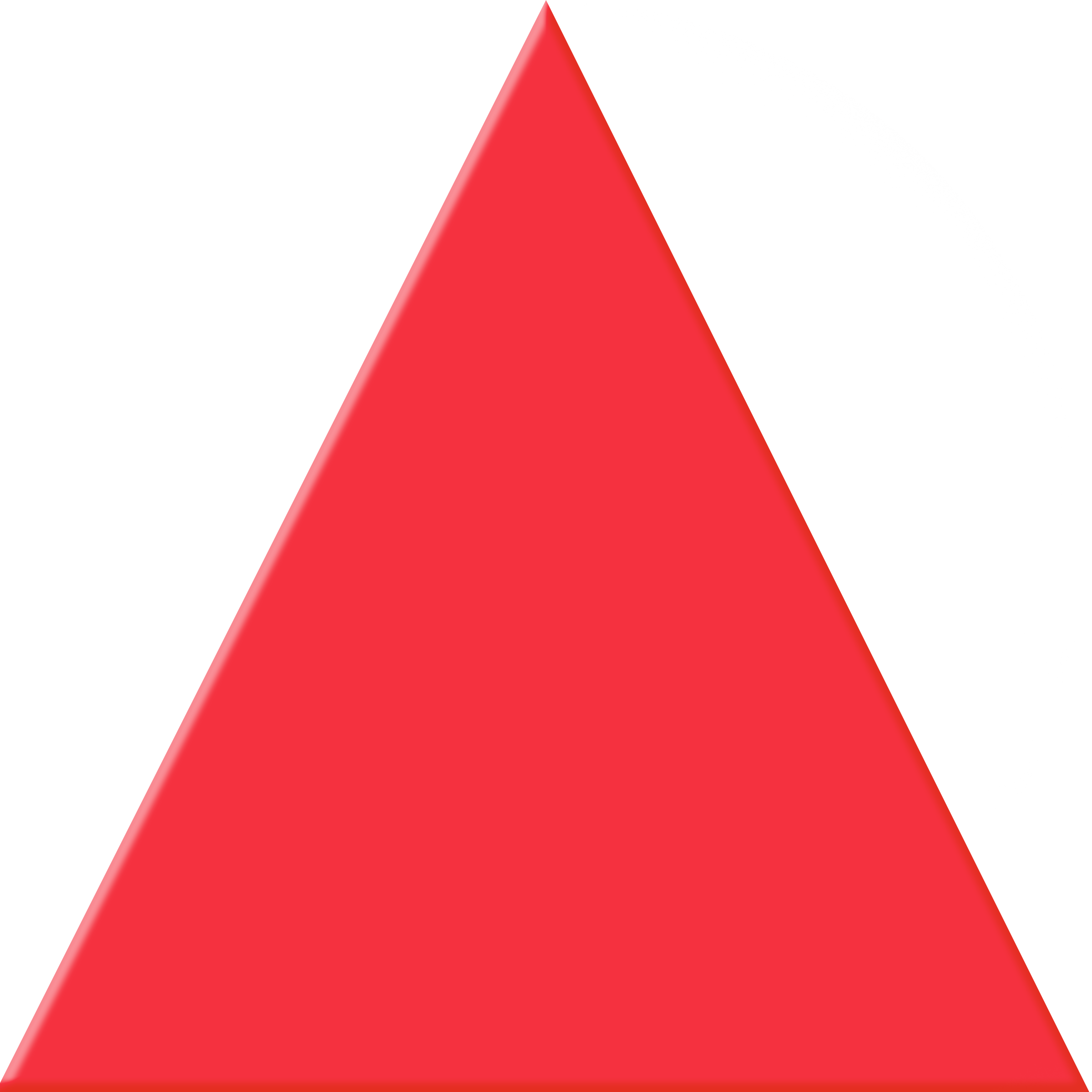 Triangle Transparent Image PNG Image