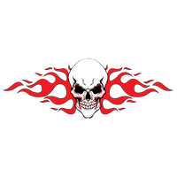 Tribal Skull Tattoos Png Picture PNG Image