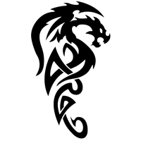 Tribal Tattoos Png PNG Image