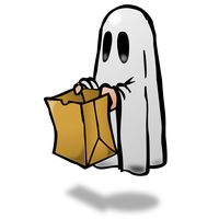 Trick Or Treat Transparent PNG Image