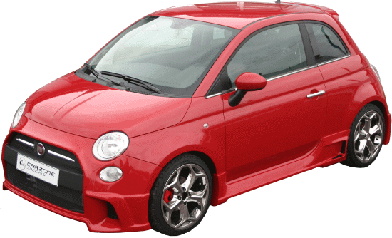 Fiat Tuning Transparent Background PNG Image