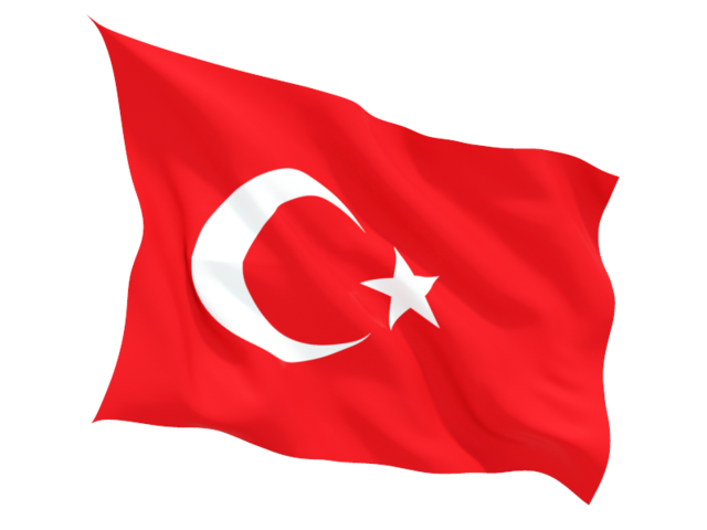 Turkey Flag Picture PNG Image