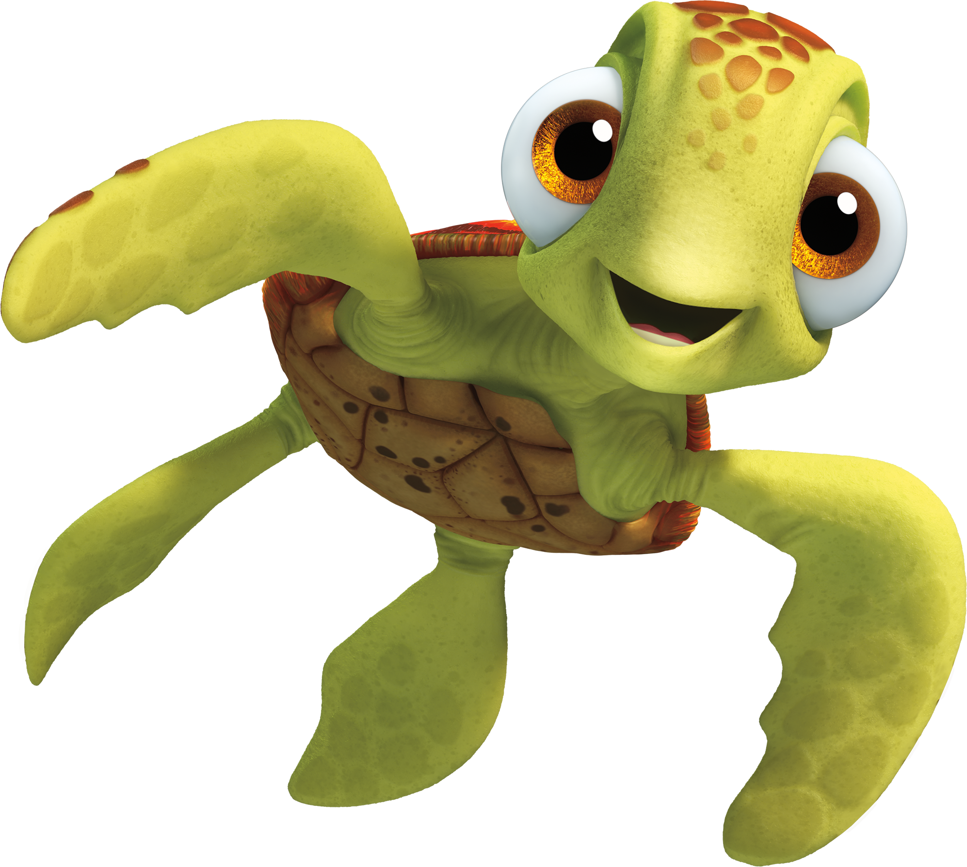 Turtle Smoothie Nemo Youtube Clownfish Finding PNG Image