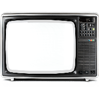 Old Tv Png Image PNG Image