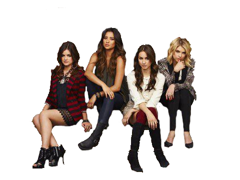 Pretty Little Liars Image PNG Image