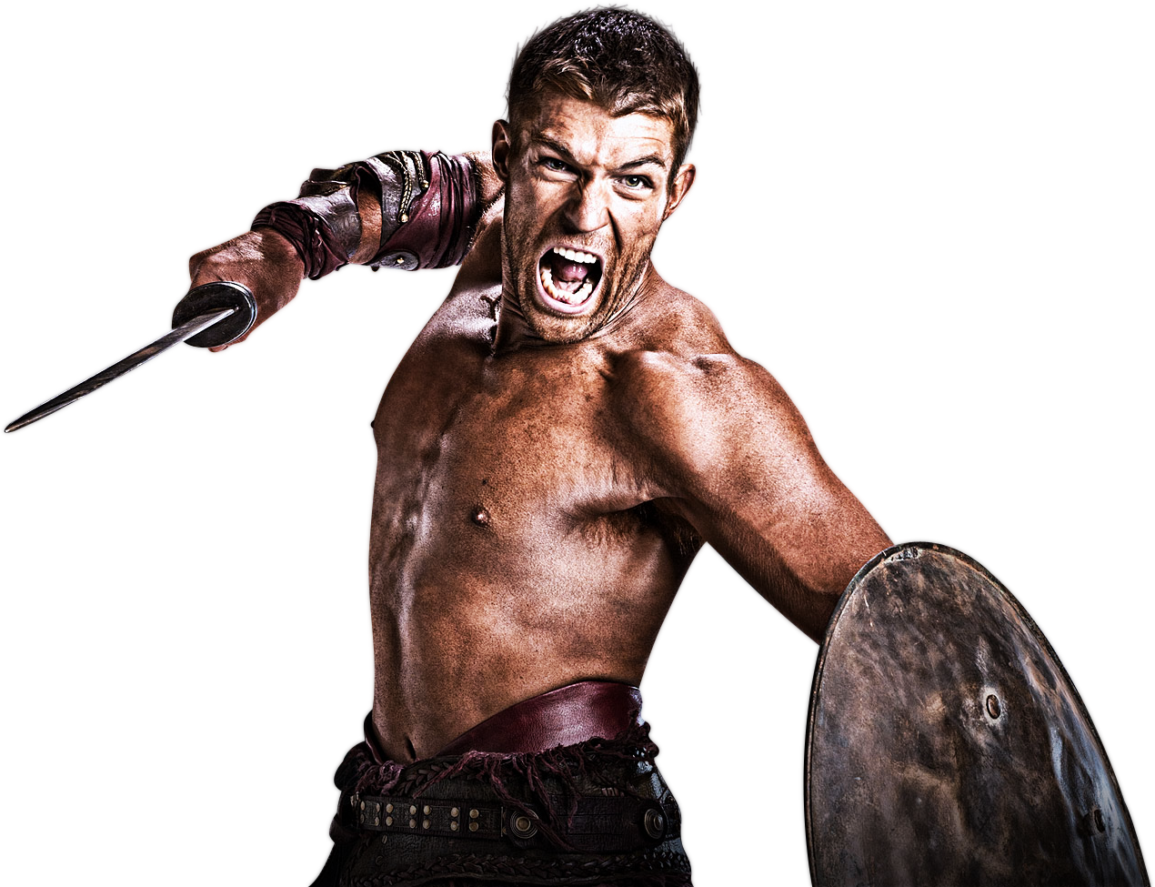 Spartacus Image PNG Image