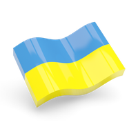Ukraine Flag Transparent PNG Image